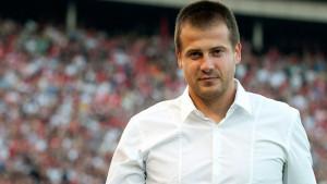Lalatović osvojio prvi trofej u karijeri pa dao nikada kraću izjavu i odjurio