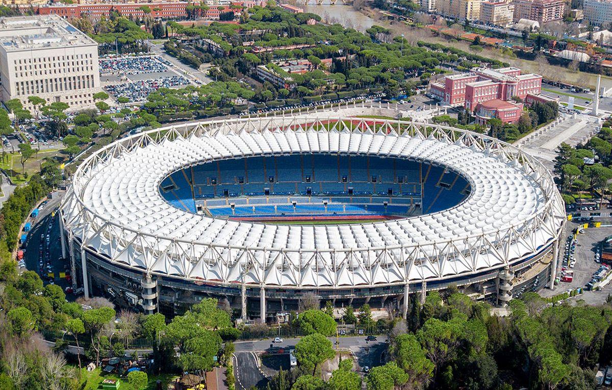 Rim u problemima: Olimpico bez publike?
