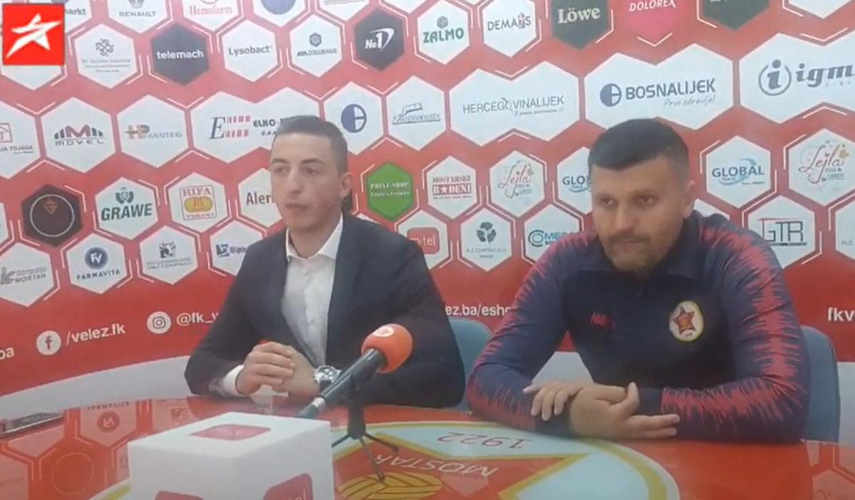 """Dudić Iliću: Sve sam čuo osim """"čestitam Veležu"""""""