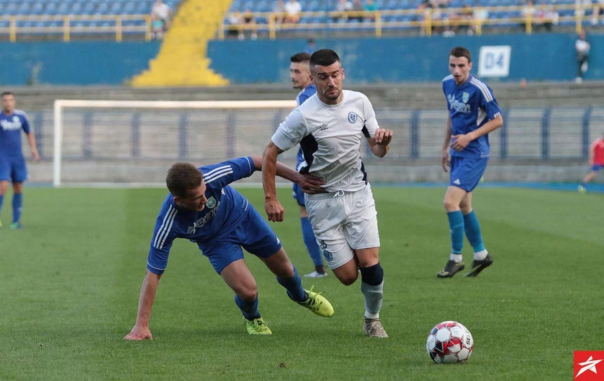 FK Željezničar predstavio gostujuću garnituru dresova