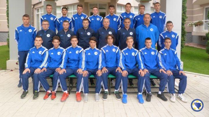 Malkočević objavio spisak kadeta za kvalifikacije