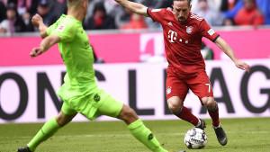 Zvanično: Ribery na kraju sezone odlazi iz Bayerna!