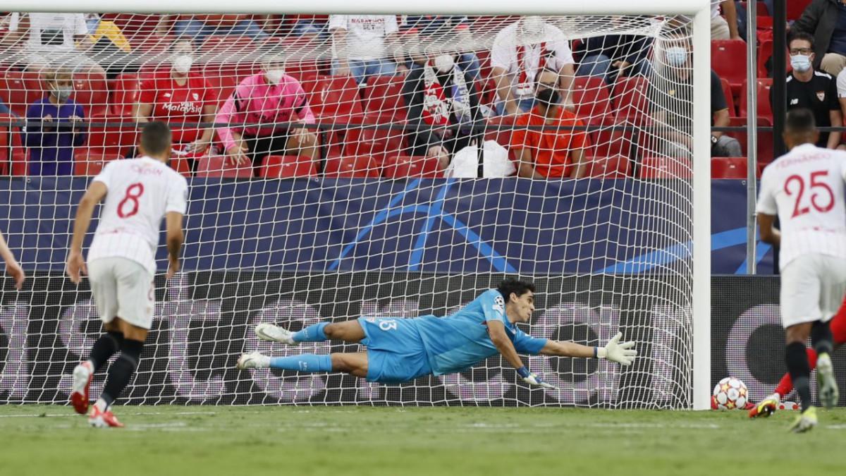 Sevilla i Salzburg remizirali u utakmici kakva se ne pamti u Ligi prvaka