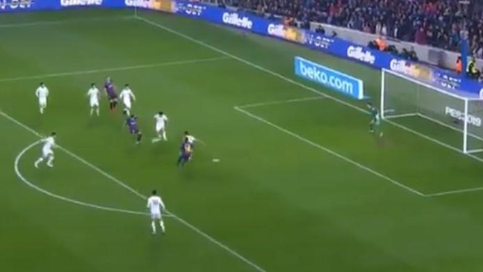 Akcija Barcelone kao iz udžbenika i fantastičan gol Munira