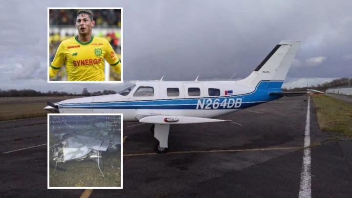 """Cardiff se oglasio zbog smrti Emiliana Sale: """"Sve su šanse da je licenca pilota bila nelegalna"""""""
