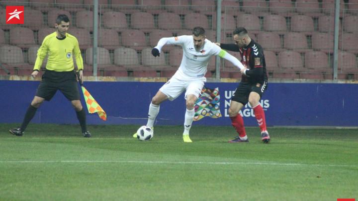 Isaković: Nadam se da ću zaustaviti golgetersku seriju Harisa Dilavera