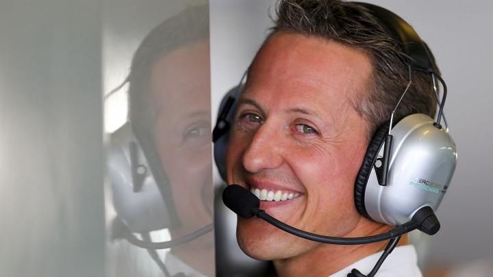 Schumacher je imao velike planove prije nesreće