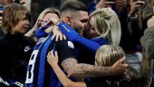 Wanda i Icardi Interov prioritet: Čim ih se riješe, dolaze Džeko i Barella