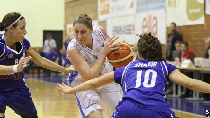 Težak poraz bh. košarkašica od Izraela