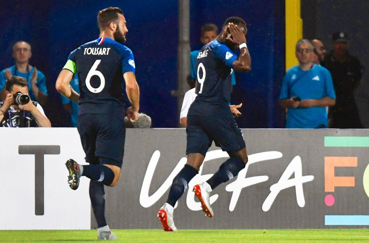 Hrvatska izgubila od Francuske i ispala sa Evropskog prvenstva