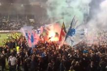 Malmo je prvak Švedske: Golčina za kraj i ludilo na terenu