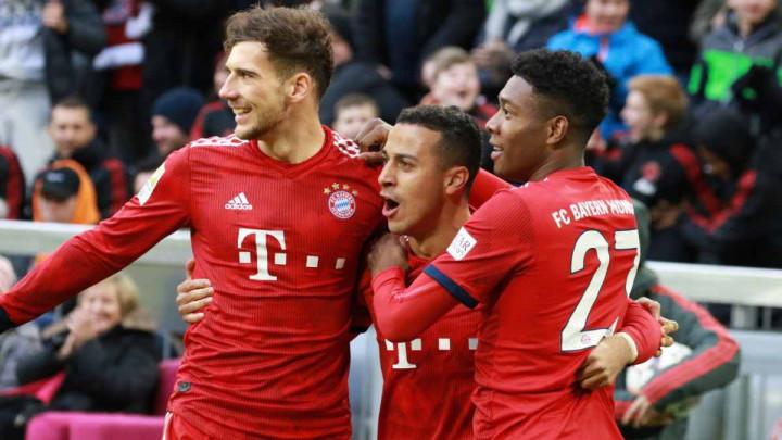 Bayern savladao Stuttgart i nastavio potjeru za Borussijom
