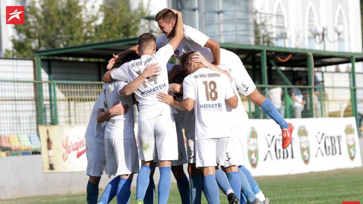 Užasne scene na meču u Novom Travniku: Domaći nogometaš zadobio prelom noge!