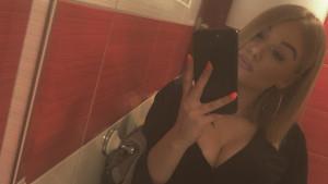 Mlada Osječanka ne posustaje, objavila i fotografiju kao dokaz da ju je udarao igrač Dinama