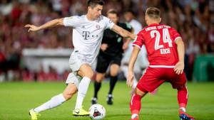 Bayern odradio lakši trening protiv Energie Cottbusa i prošao u narednu rundu Njemačkog kupa