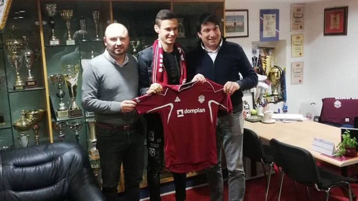 Ivan Crnov ima novi klub