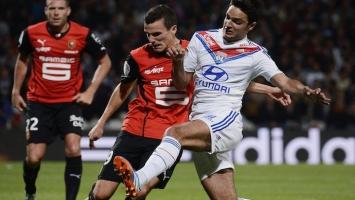 Lyon prokockao dobru prednost u Rennesu