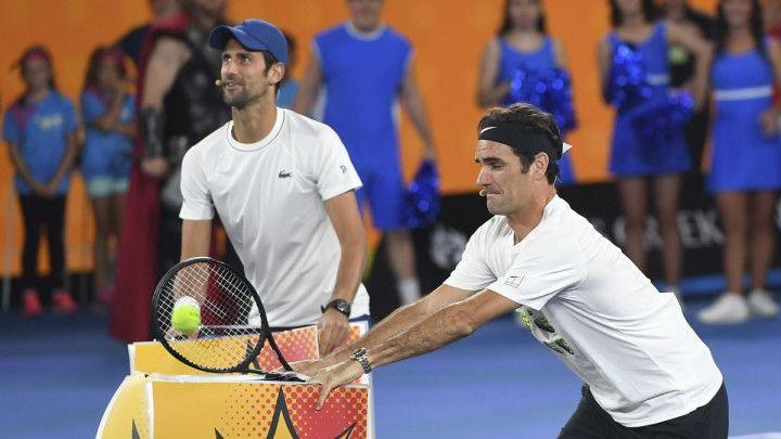 Đoković čestitao Federeru: Nevjerovatno dostignuće