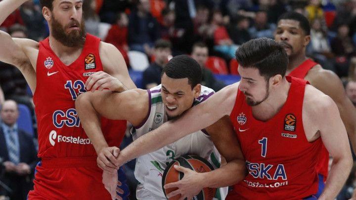 CSKA prejak za Unicaju, Fener nakon preokreta savladao Žalgiris