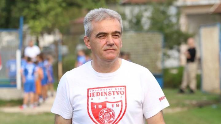 Rastali se Vlado Jagodić i NK Jedinstvo