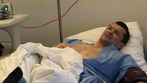 Mirkova fotografija iz bolnice boli svakog ljubitelja sporta