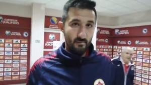 Denis Zvonić: Sada idemo pobijediti i Slobodu