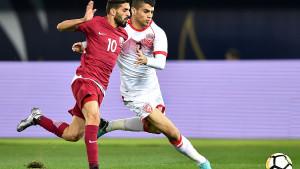 """Reprezentativcu Bahreina 10 mečeva suspenzije zbog """"košenja očiju"""""""