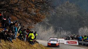 Belgijanac Thierry Neuville pobjednik relija Monte Carlo