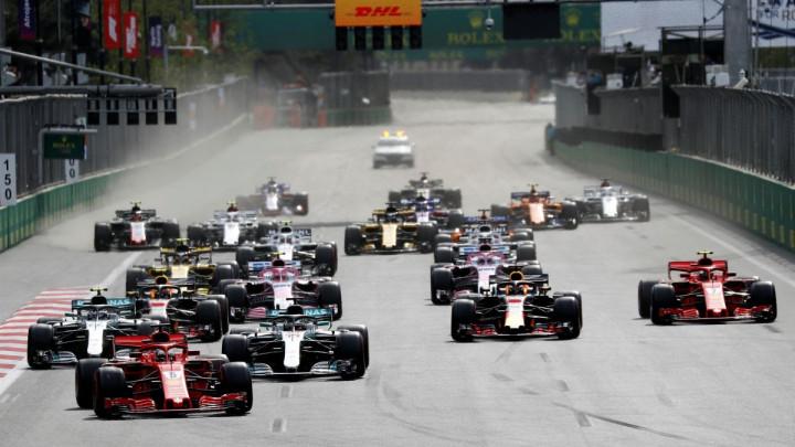 Utrke Formule 1 u Azerbejdžanu će se voziti bar do 2023. godine
