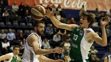 Partizan razbio Krku, Vrabac odigrao fantastičan meč