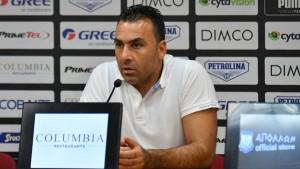 Trener Apollona pohvalio Želju: Želim im sve najbolje
