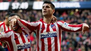 Atletico uz dosta muke slavio protiv Espanyola i skočio na treće mjesto na tabeli