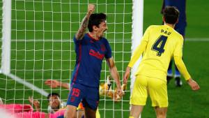 Vrijedan trijumf u borbi za titulu: Atletico savladao Villareal