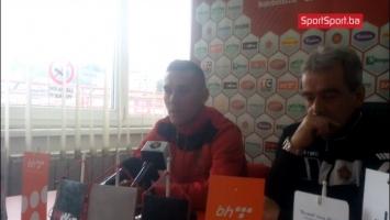 Efendić: Idemo odigrati kvalitetnu utakmicu u Mostaru