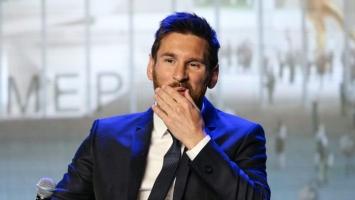 Messi se oglasio povodom računa iz restorana
