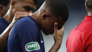 Mbappe odradio puni trening dva dana prije utakmice s Atalantom