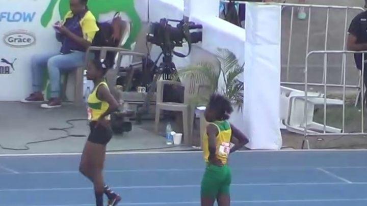 Ženski Usain Bolt hara Jamajkom
