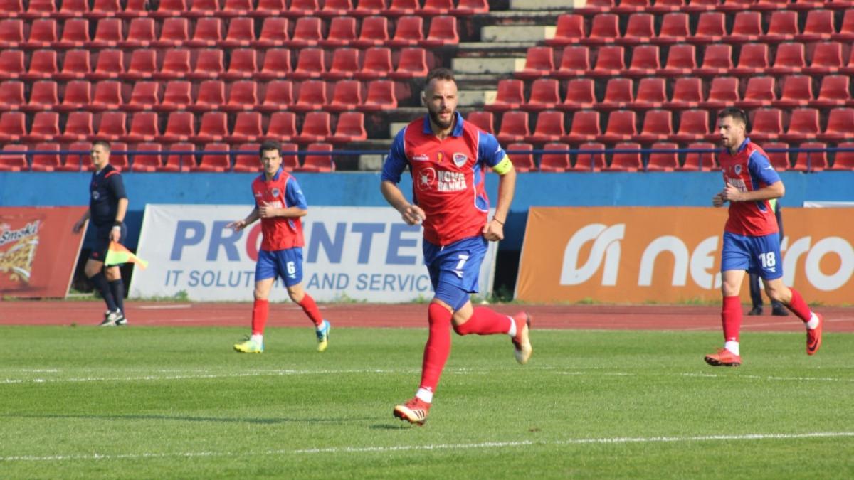 Kakva utakmica Saše Kajkuta: Za poluvrijeme zabio hat-trick