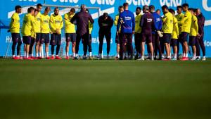 U Barceloni još uvijek ne znaju šta žele