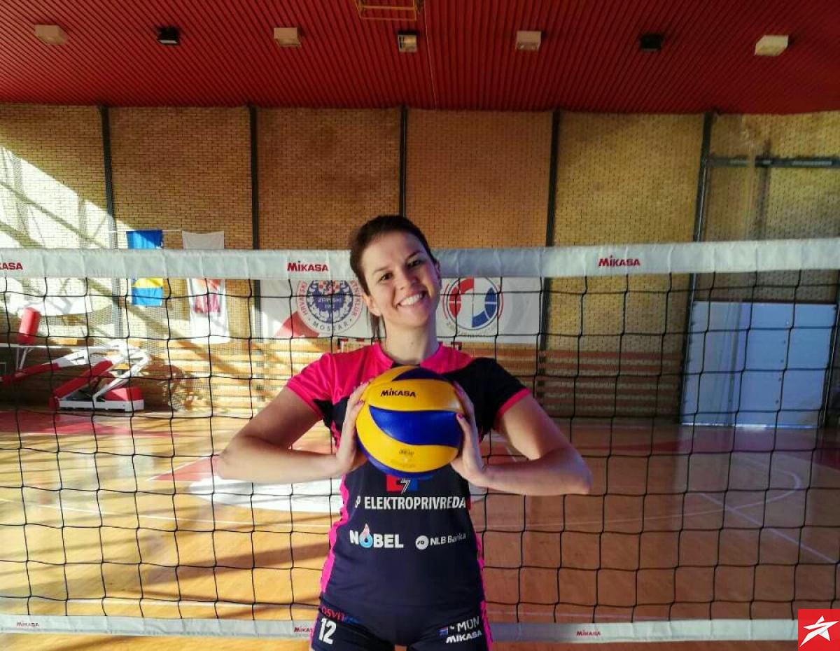 Amra Mandžukić: Odigrati što bolje i što korektnije