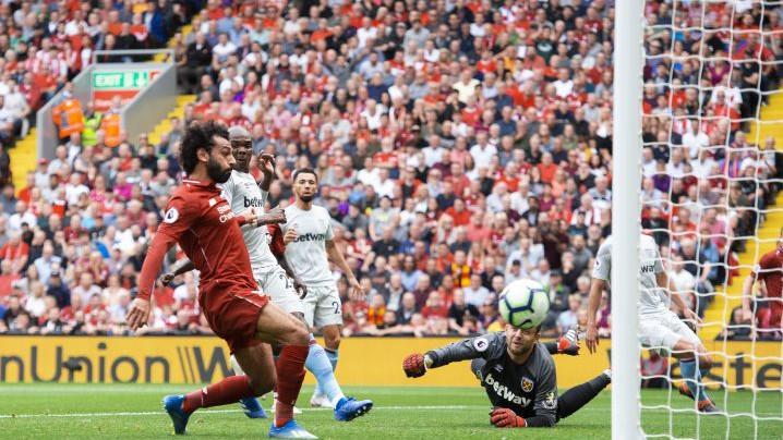 Liverpool silan na otvaranju sezone!