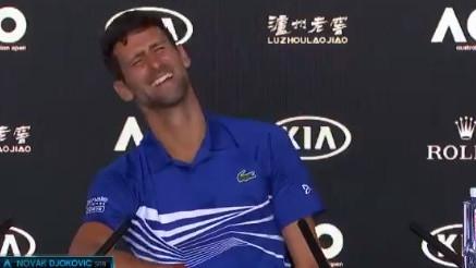 Novak Đoković je doslovno rasplakao sve samo jednom rečenicom