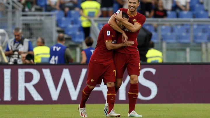 Džeko otkrio šta je rekao Mkhitaryanu prije meča protiv Sassuola: Zabio si dva gola Bosni...
