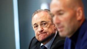 Kada će Real dobiti novog trenera?