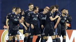 Historija je ispisana: Dinamo u osmini finala Evropske lige!