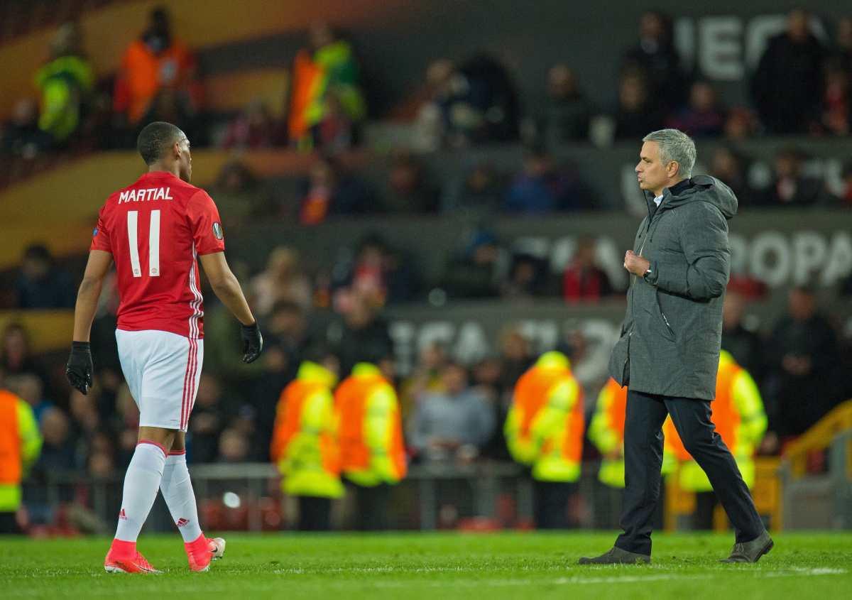 Martial o Mourinhovim metodama: To me je frustriralo