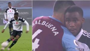 Lookman se obrukao panenkom, ali scena nakon promašaja je pokazala zašto je fudbal više od igre!