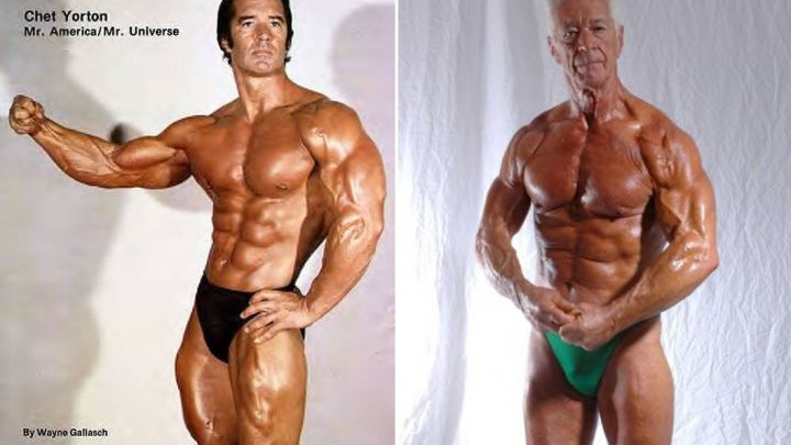Chet Yorton: Otac natural bodybuildinga