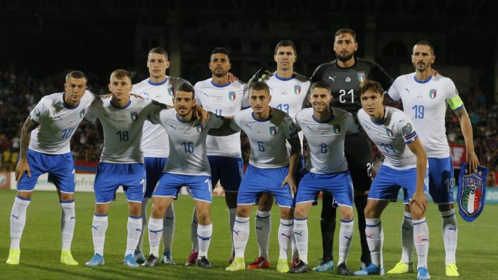 Azzurri ne pamte ovakve kvalifikacije za Euro