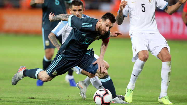 Lionel Messi u 92. minuti spasio Argentinu od poraza protiv Urugvaja